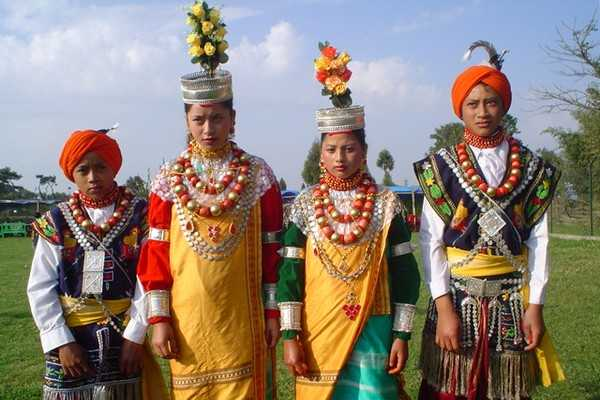 The Khasi of India