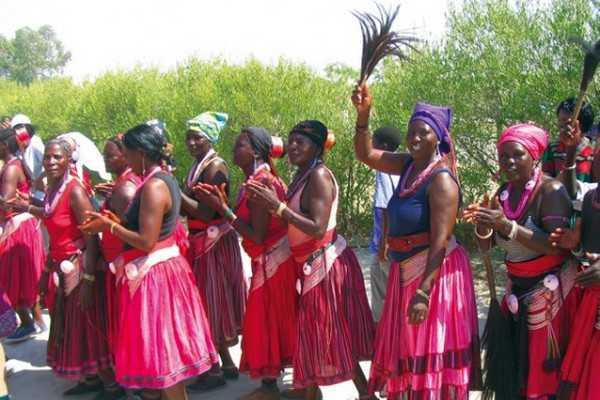 The Owambos of Namibia