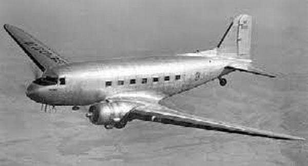 Douglas DC- 3