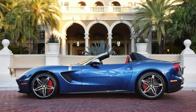 2-5-million Ferrari F60 America