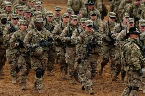 Army of United States Impossible to Invade