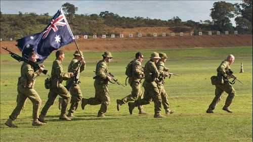 Australian Army Skill at Arms Meeting