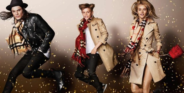 Burberry Best Selling Brand