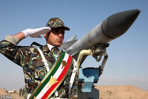 Irans Military drill
