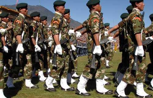 Royal Bhutan Army