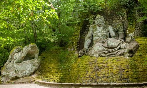 Gardens of Bomarzo - Italy