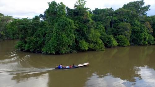 Deadliest Rivers Amazon River