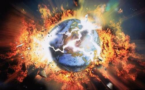End of the world on 23rd September