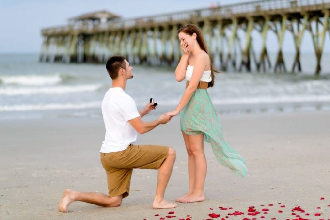 Most Extreme Wedding Proposals Ever