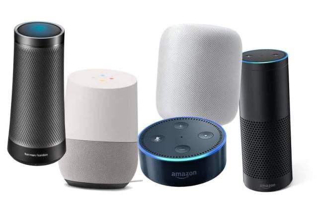 Best Smart speakers of 2018