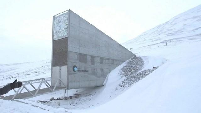 Doomsday Vault, Norway