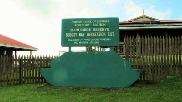 Main Ridge Forest Reserve