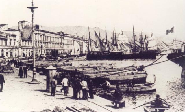 1908 Messina Tsunami