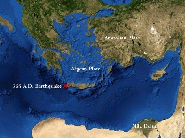 365 Crete Tsunami