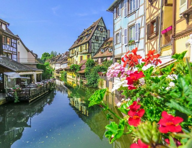 Fairytale Places Colmar, France