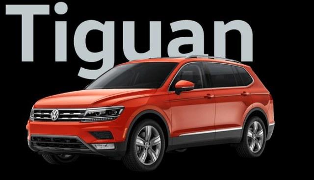2018 VW Tiguan - The Stylish SUV