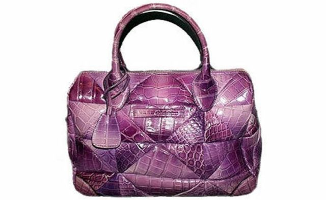 Carolyn Crocodile Handbag – $38,000