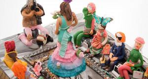 Debbie Wingham's Runaway Cake - $75 million