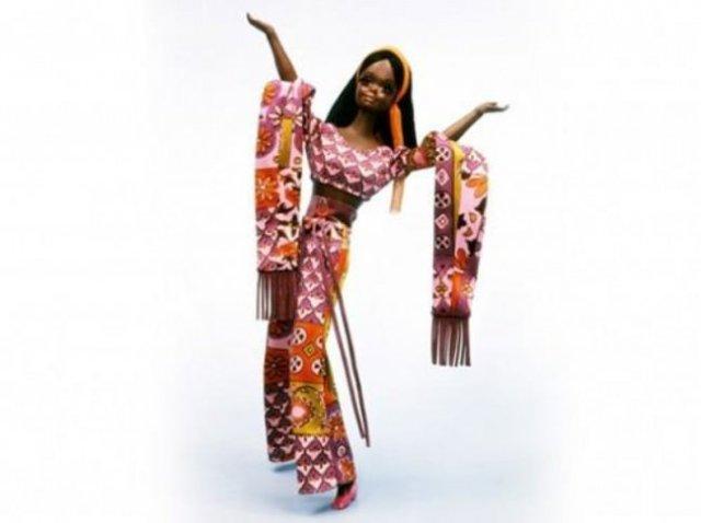 Live Action Christie Barbie