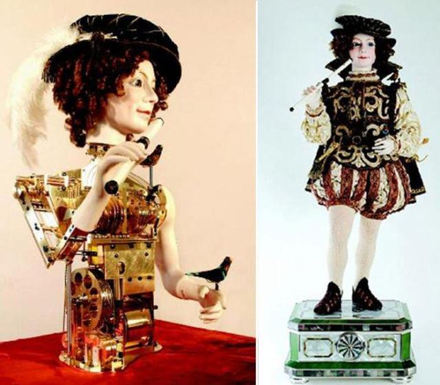 Most Expensive Toys In The World - L'Oiseleur