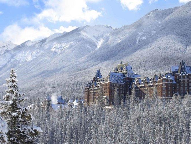 The Fairmont Banff Springs Hotel, Alberta