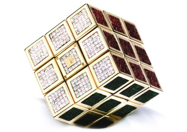The Masterpiece Cube Rubik's Cube