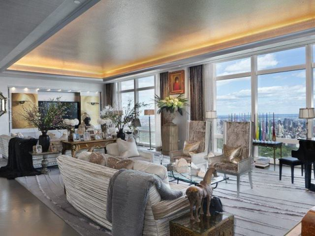 The Time Warner Building Penthouse