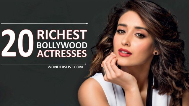20 Richest Bollywood Actresses 2021
