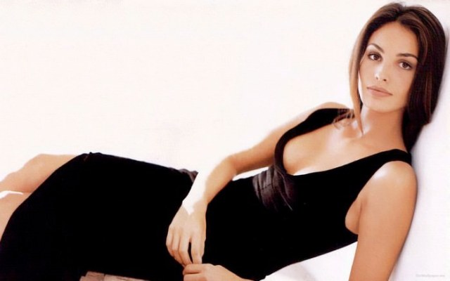 Beautiful Spanish women Inés Sastre