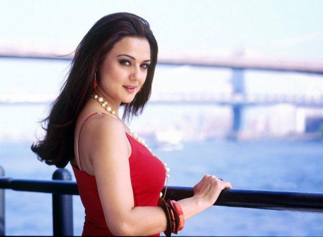 Preity Zinta HD Wallpaper
