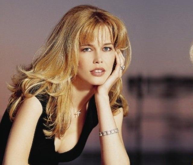 Claudia Schiffer Beautiful German Women
