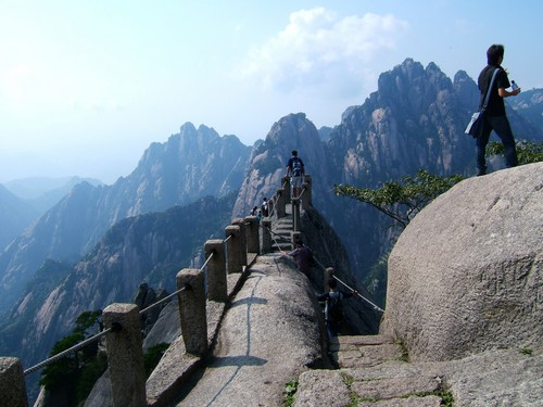 Huangshan - Yellow Mountains