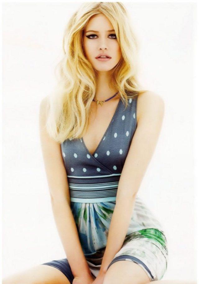 Terese Pagh Teglgaard Most Beautiful Danish Women