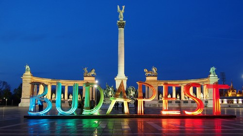 Budapest Stag Party Destinations