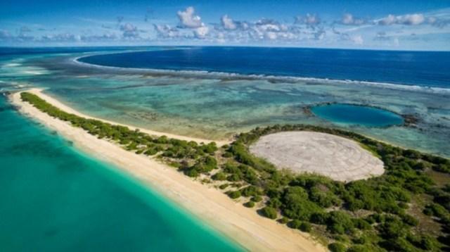Enewetak Atoll Marshall Islands