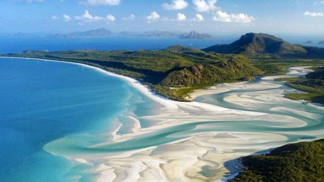 Whitehaven Beach, Best Beaches of Australia