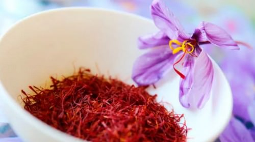 Saffron is said to be more expensive than gold