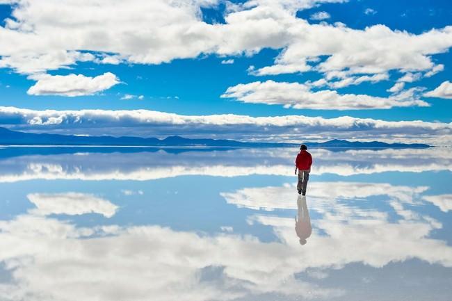 Salar De Uyuni, Bolivia Breathtaking Places on Earth