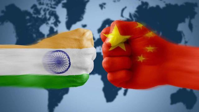 India-China war