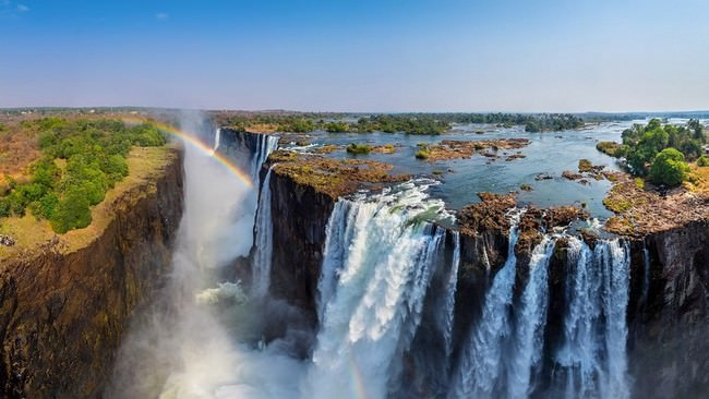 Victoria Falls Breathtaking Places on Earth