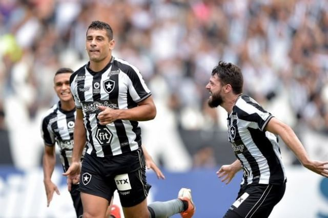 Botafogo soccer obsessed cities