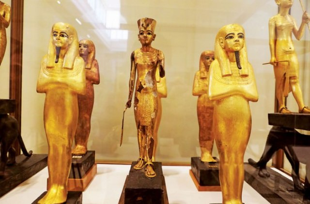 Egyptian Museum beautiful places to visit in Africa