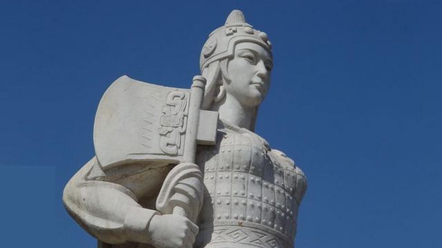 Fu Hao -- First Female General in the History of China and Wife of Four Kings