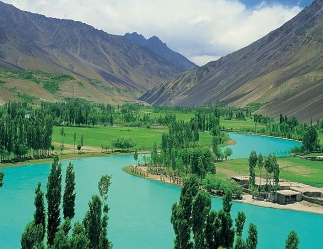 Beautiful Chitral Valleys in Pakistan