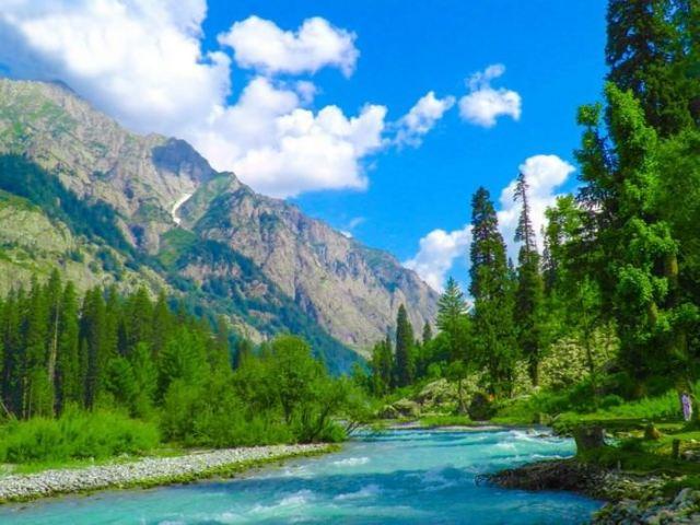 Kumrat Valley KPK Pakistan