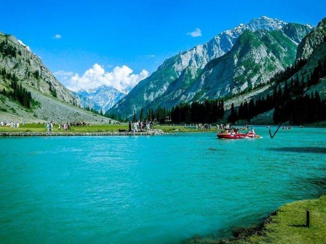 Swat Beautiful Tourist Valleys in Pakistan