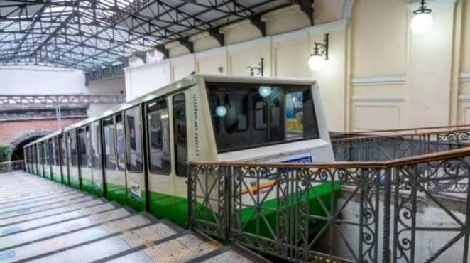 Busiest Funicular in the World