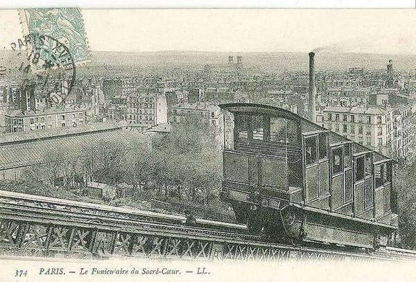 Funicular Paris