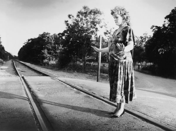 Ghost Children On San Antonio's Railroad Tracks