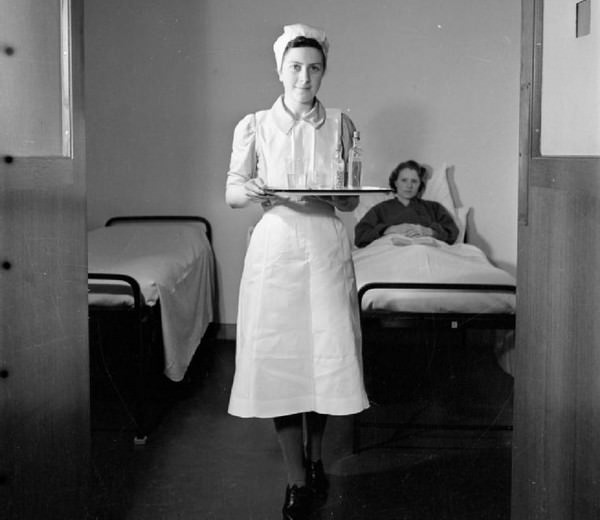 The Ghostly Nurse of Bexar County Hospital